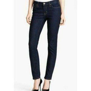 NWOT Kate Spade Play Hooky Dark Skinny Jeans 30
